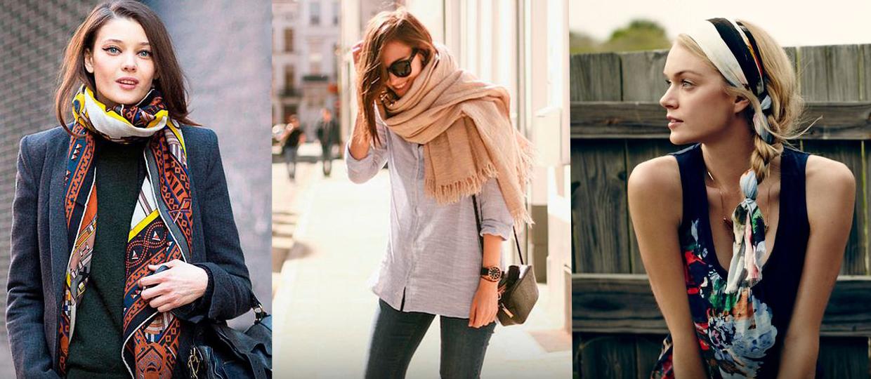 """Coluna Social Tá na Moda por Mirella Cabaz  """"Como usar lenços """" 32293ca06c8ce"""