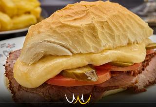 Há 40 anos, ex-garçom salvou o local onde nasceu o tradicional sanduíche bauru