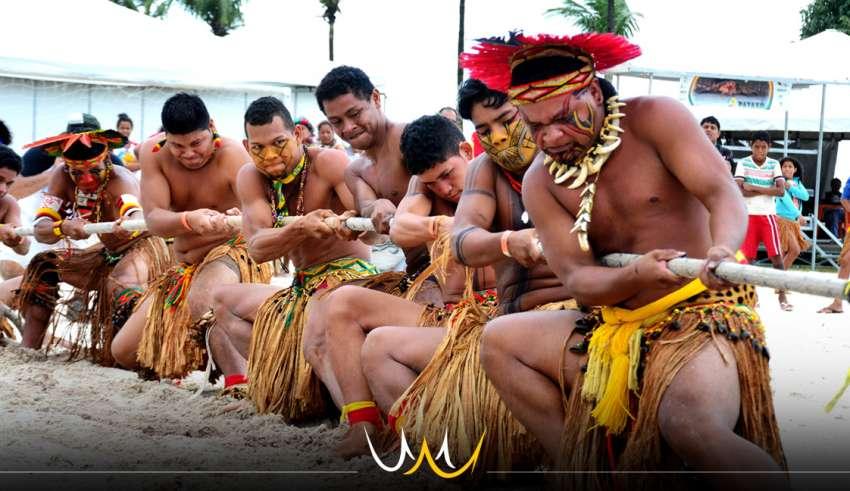 jogos indígenas bauru