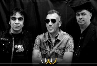 Sid & Campeadores, banda argentina agita a noite desta quarta (26) com muito rock no Sesc Bauru