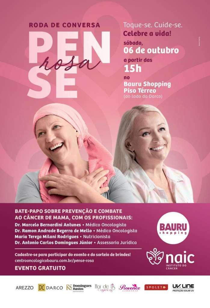 evento cancer de mama