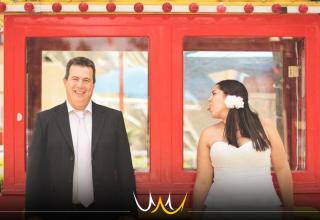 Fotógrafos de Bauru revelam os ensaios de pre wedding mais inusitados que fizeram