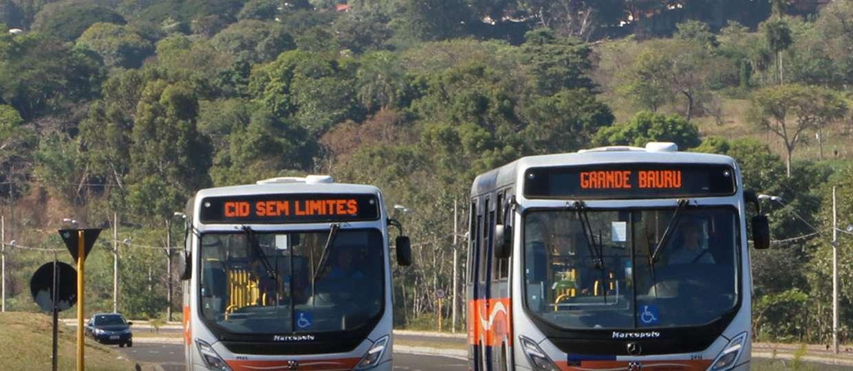 ônibus bauru