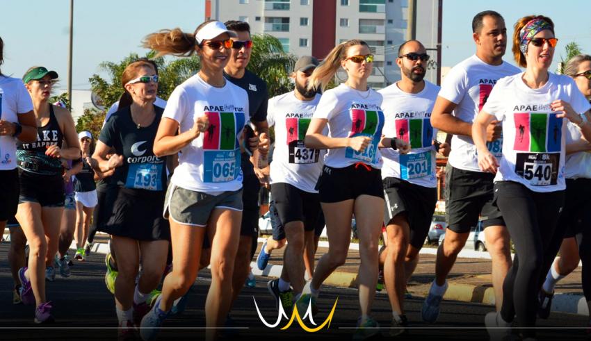 APAE Happy Run: bauruense organiza corrida unindo paixão pelo esporte e solidariedade