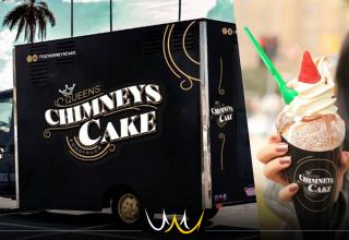 Food Truck traz o Chimney Cake para Bauru nesse final de semana