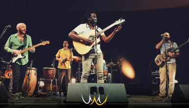 África e Brasil se unem em show gratuito de Yannick Dellas com Ermi Panzo em Bauru