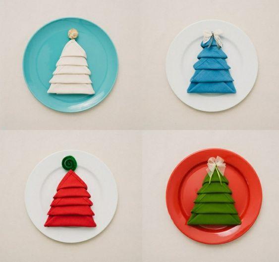 ceia decoração natal
