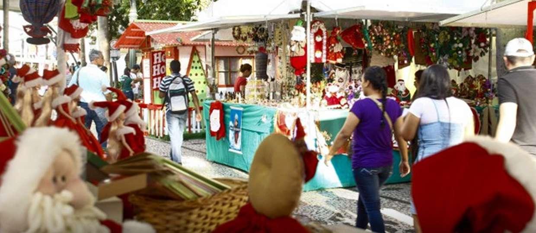 feira de artesanato natal bauru