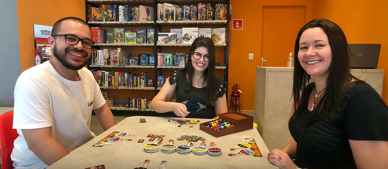Lúdica: única loja de board games em Bauru e região é um espaço para se divertir