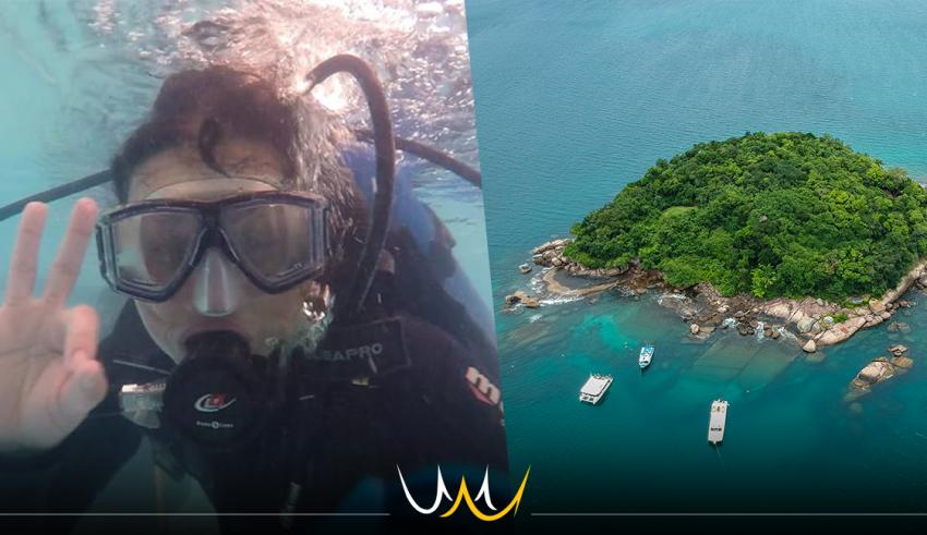 Mar e Ar: empresa com de turismo de mergulho aproxima os bauruenses do mar
