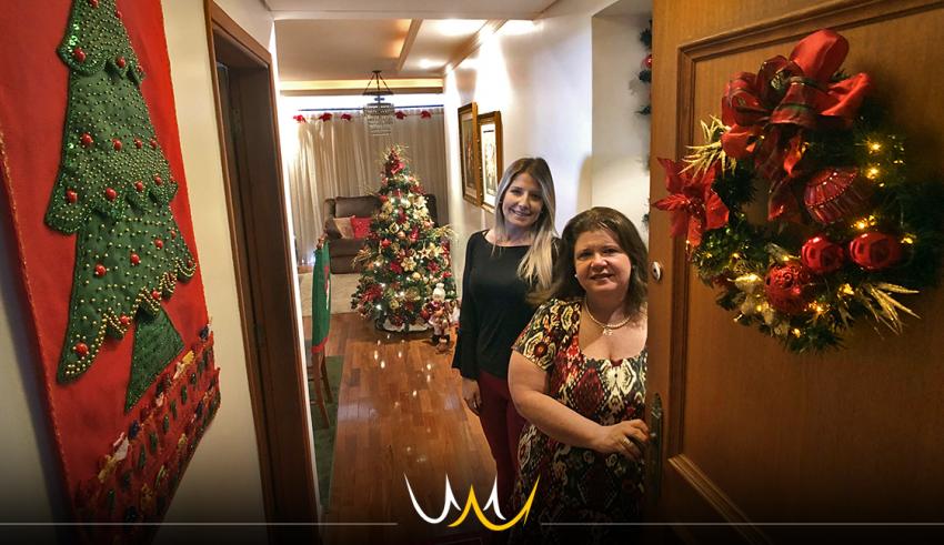 Decoração de Natal: bauruenses utilizam como forma de espalhar a magia do Natal