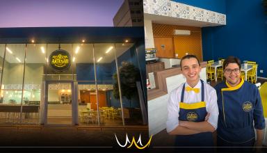 Gastronomia criativa: O Artesão inaugura com sabores inusitados de gelato em Bauru