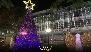 Seresta no Natal Espetacular: show é nesta quarta (19) na Praça das Cerejeiras!