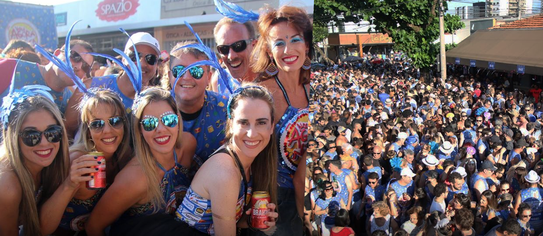 Bloco Agora ou Nunca já organiza a tradicional folia para o Carnaval 2019 em Bauru