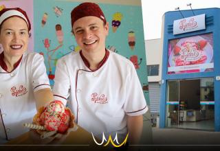 Frida Sorvetes Artesanais chega com sabores diferenciados e já é sucesso entre bauruenses