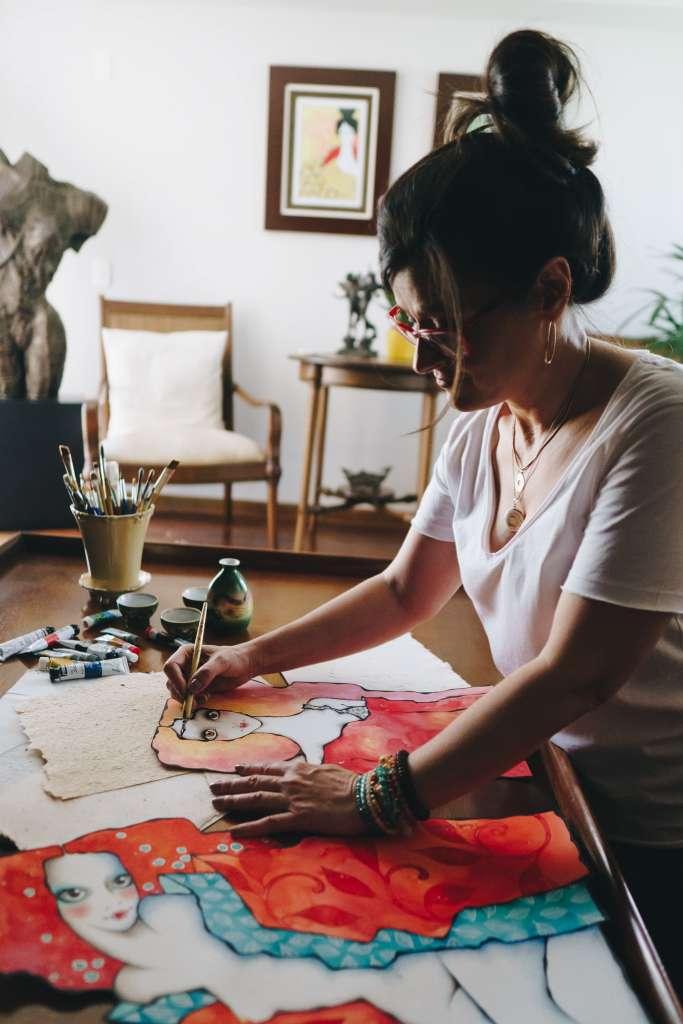 artista pintura bauru