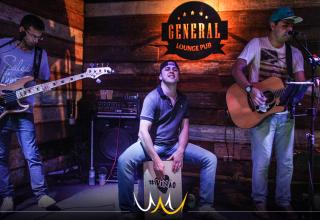Novos músicos na área: Banda Vinão chega para animar os bares de Bauru