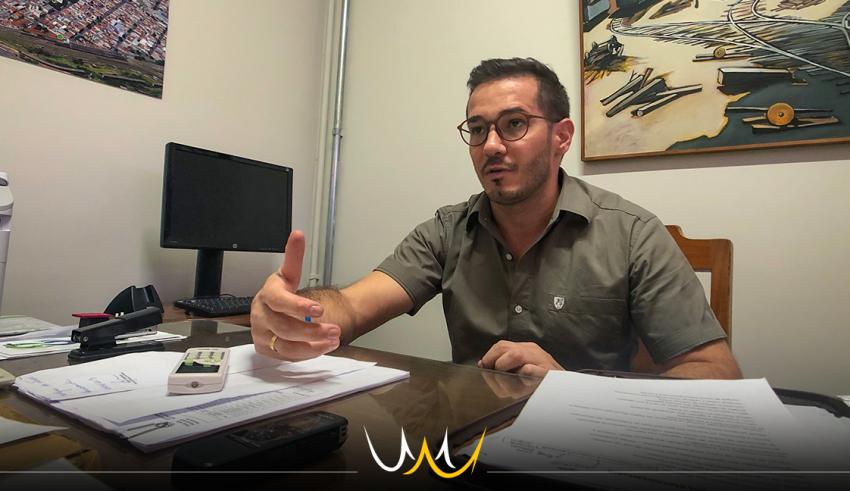 Rick Ferreira assume a Secretaria da Cultura de Bauru e conta os planos para os 21 meses de governo