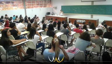 Cursinho popular da Unesp oferece internet gratuita a estudantes de Bauru