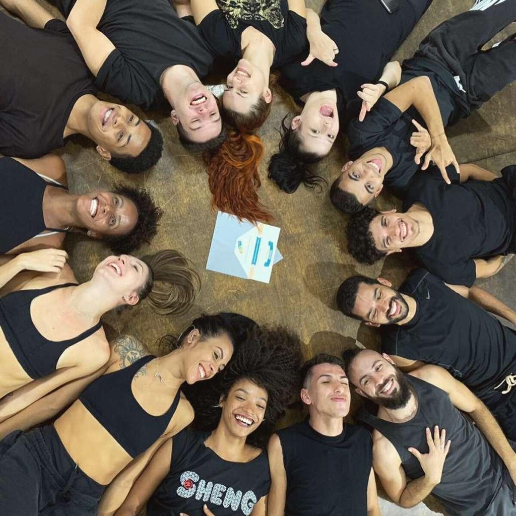0da195aba2 Bauruenses vão participar do novo Dança de Grupo do Faustão