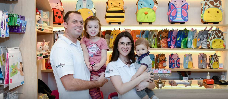 d24829fab Baby Care Store inaugura primeira loja de shopping no Bauru Shopping