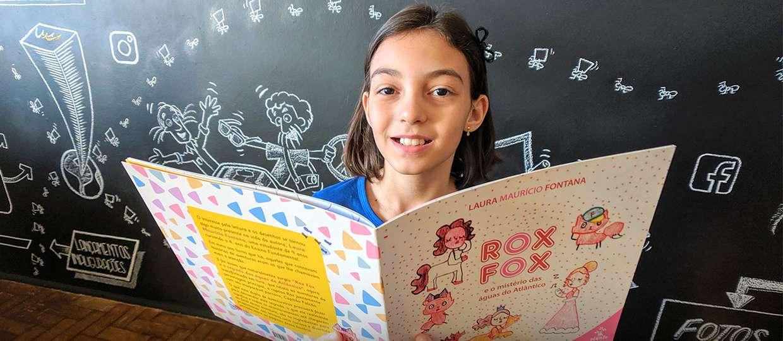 rox fox livro
