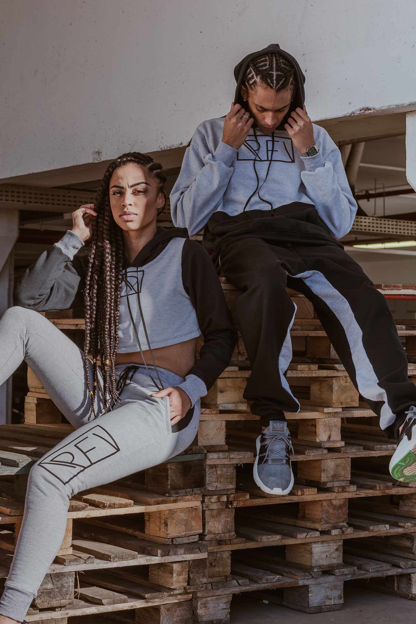moda agênero rev street