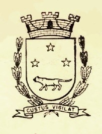 brasão bandeira bauru