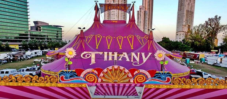 Circo Tihany Spetacular