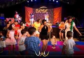 Programação de Carnaval sesc bauru