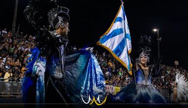 Carnaval no Sambódromo de Bauru