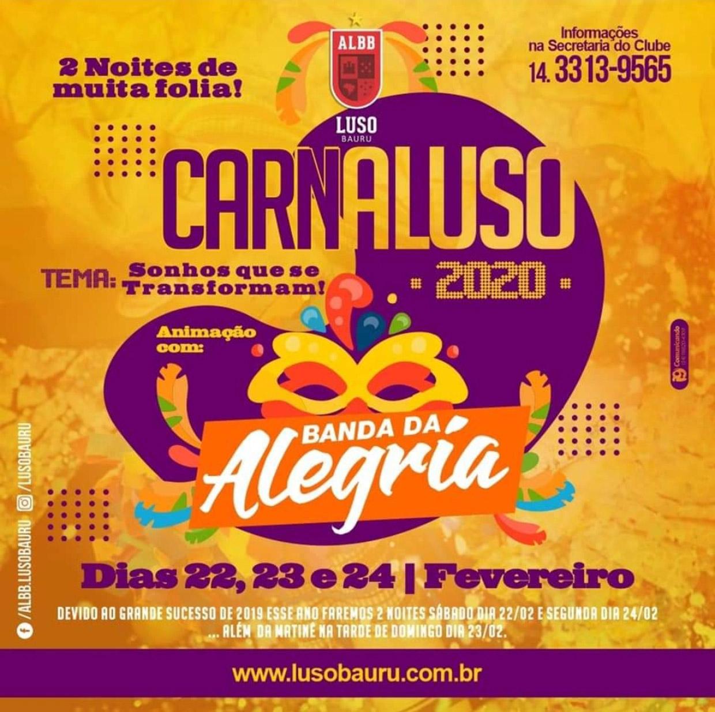 Carnaval Na Luso