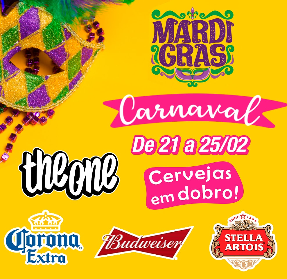 carnaval the one mardi gras