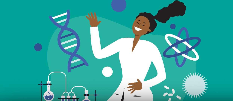 mulheres na ciência