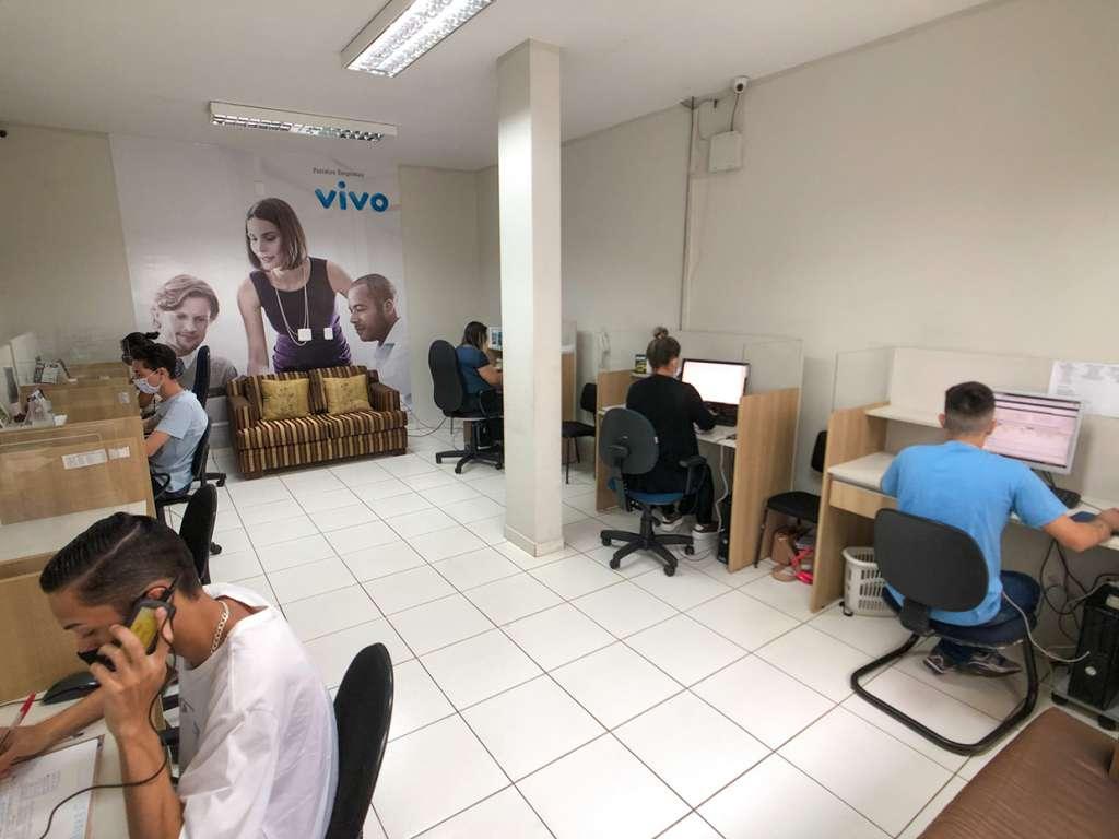 escritório RM Telecom