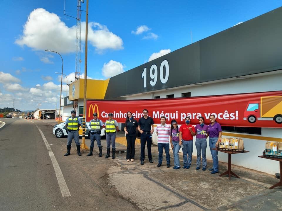Campanha McObrigado Bauru