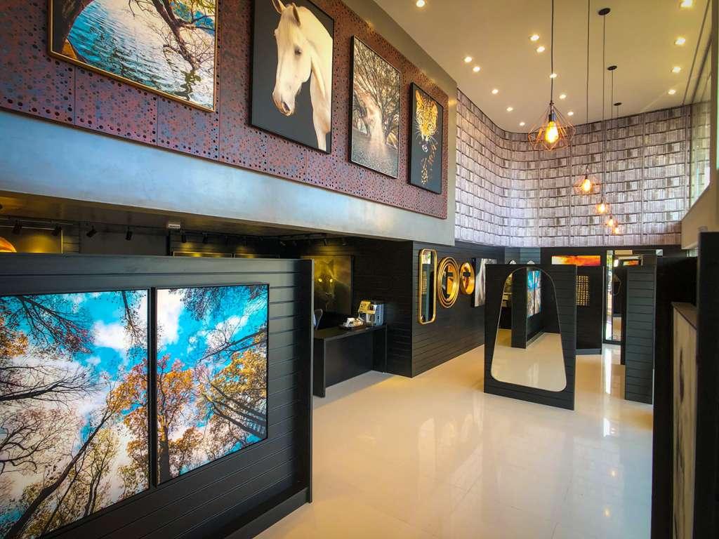 A Espelharia Bauru - loja de decoração focada em espelhos
