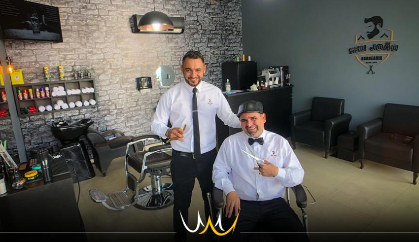 Barbearia São João - Bauru