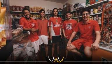 """Banda """"Os Últimos Escolhidos do Futebol"""""""