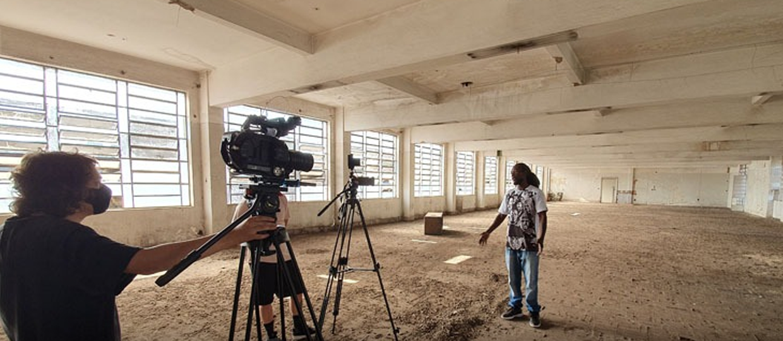 """Sesc Bauru - documentário """"Cartografias Possíveis"""""""