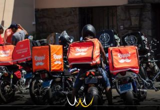 motoboy em Bauru