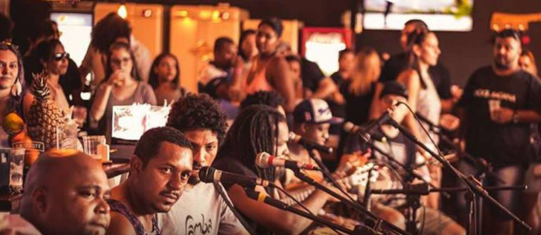 coletivo samba