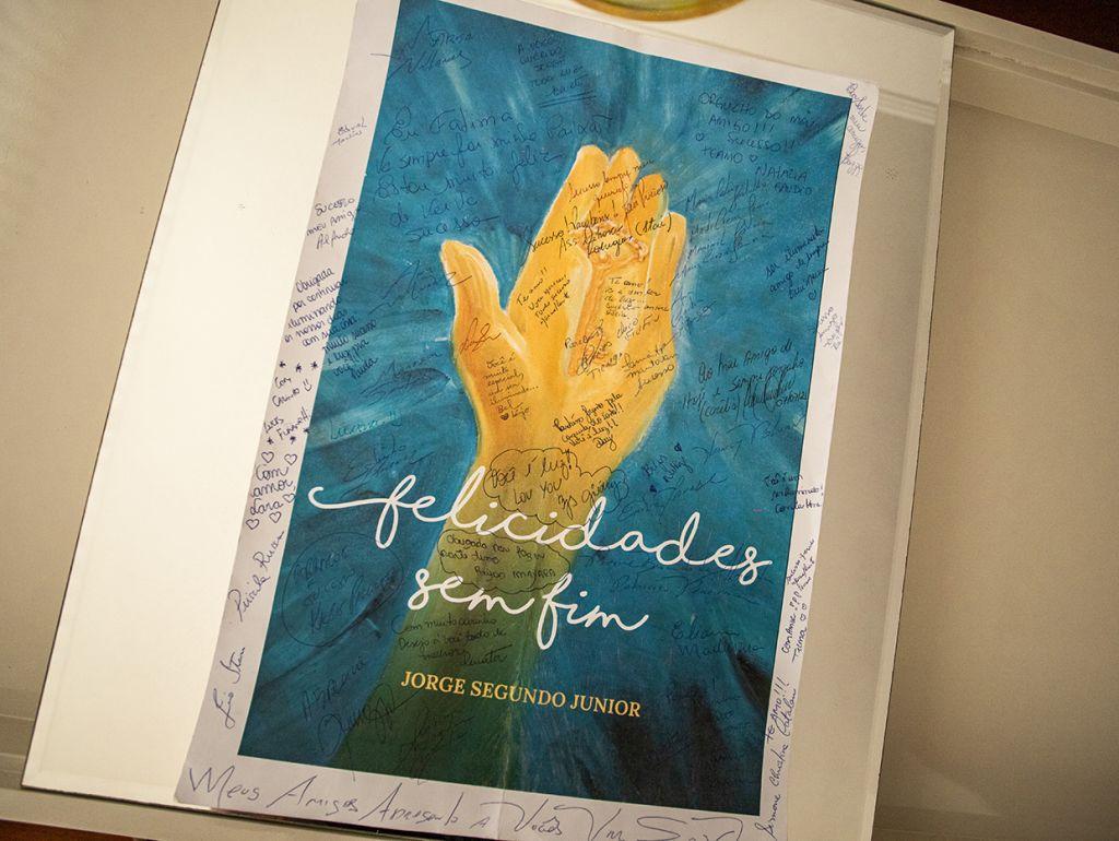 Cartaz do livro