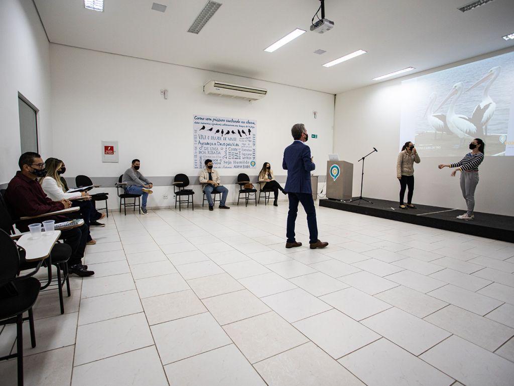 Aula de oratória